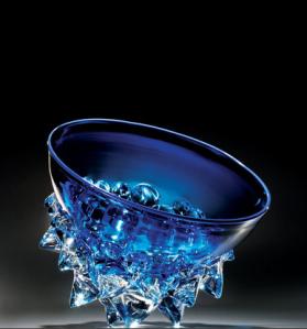 Glass art from Rubaiyat