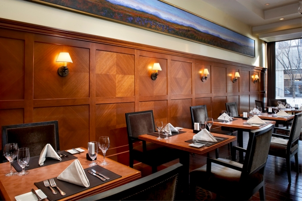 8. Thomsons Restaurant - with a specialty Valentine's Day dinner menu to evoke the senses, you're sure to leave love struck.