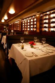 6. Trib Steakhouse - get cozy and gaze into one another's eyes with a glass of J Laur in hand