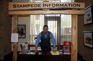 Matthew Stampede Information