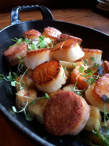 Catch & the Oyster Bar Scallops