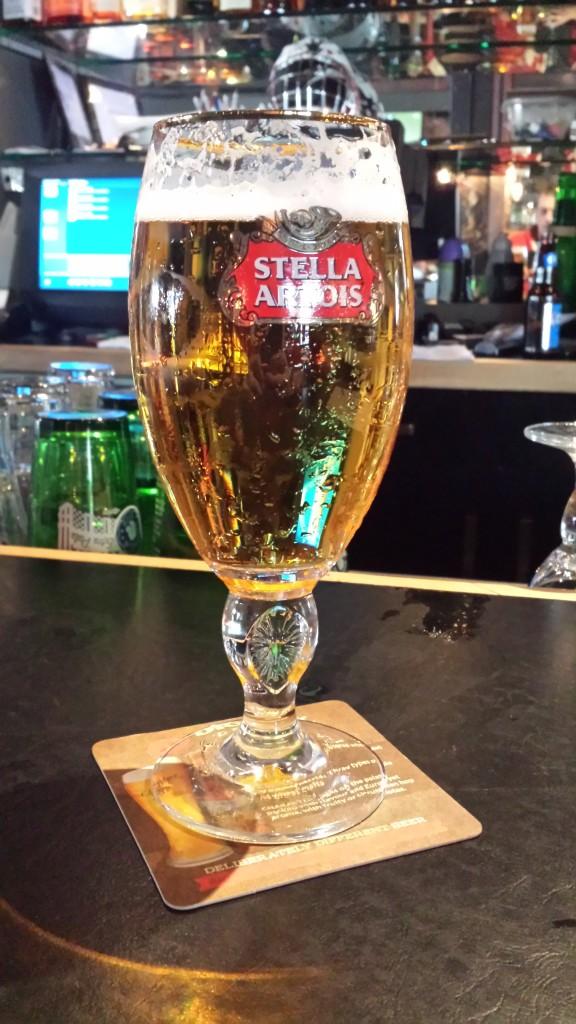 Jason - Stella Artois