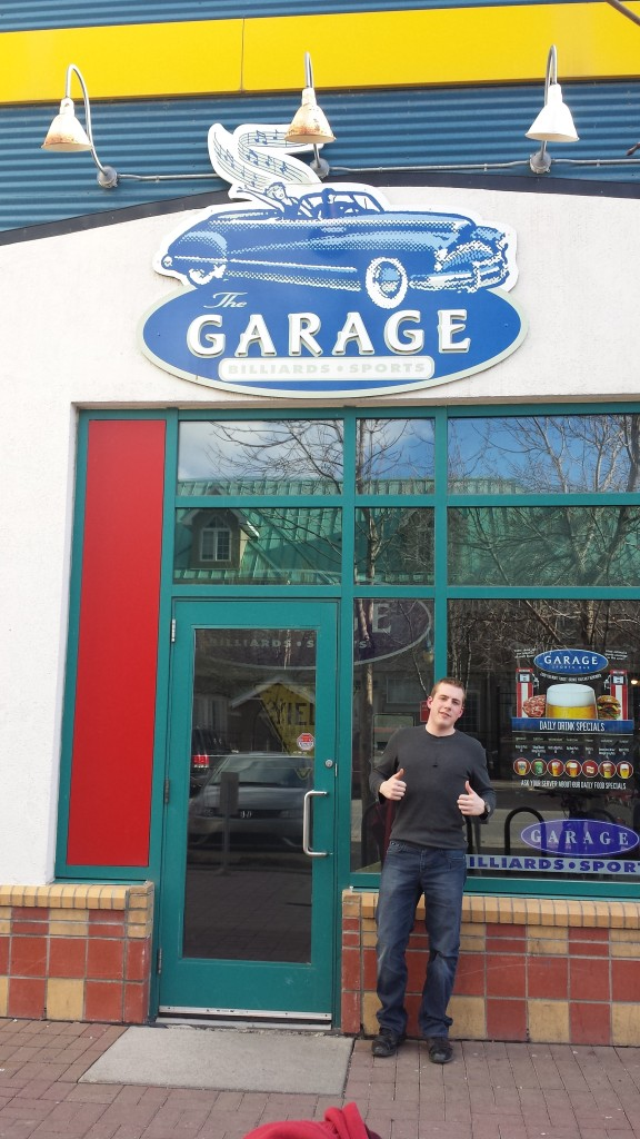 Jason - Garage