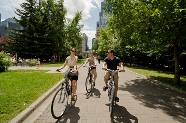 Calgary Cycling