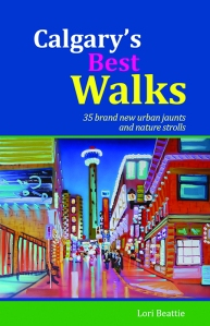 Calgary's Best Walks Front Cover_1.5w@300dpi